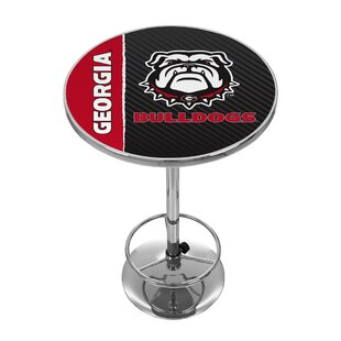 NCAA University of Georgia Pub Table Trademark Global