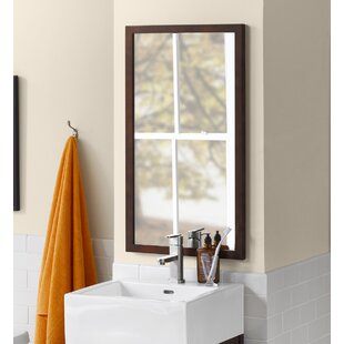 Buy clear Alina Wall Mirror By Ronbow