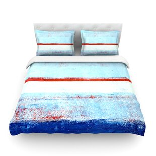 Stripes Featherweight Duvet Cover