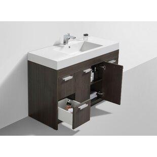 Zuzanna 48 Single Bathroom Vanity Set by Orren Ellis