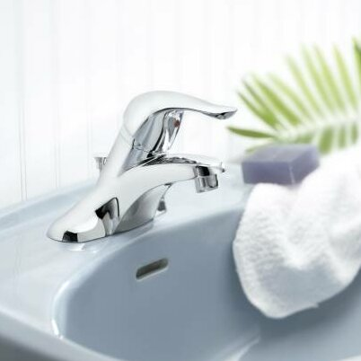 Moen Chateau Centerset Bathroom Faucet Wayfair