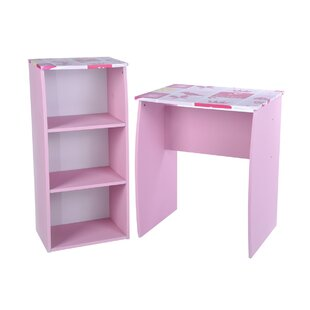 Parab 2 Piece Desk Office Suite By Zoomie Kids