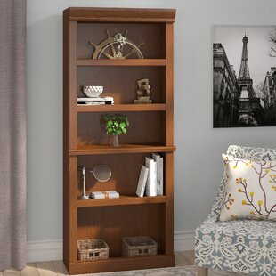 Buy luxury Oxford Standard Bookcase By Charlton Home