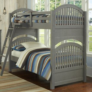 Nickelsville Twin Over Full Bunk Bed by Three Posts Spacial Price