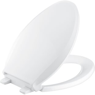 Marvelous Kohler Cachet Quick Release With Grip Tight Elongated Toilet Seat Uwap Interior Chair Design Uwaporg