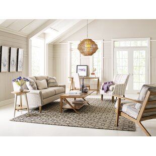 Rachael Ray Home Hygge 2 Piece Coffee Table Set