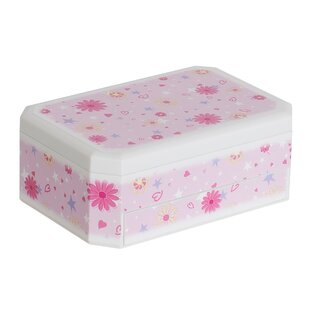 Looking for Hayley Girl's Glittery Musical Ballerina Jewelry Box ByMele & Co.