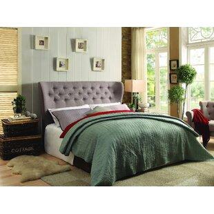 Orren Ellis Baumann Upholstered Platform Bed