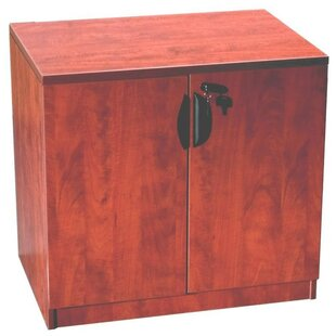 2 Door Storage Cabinet by Boss Office Products