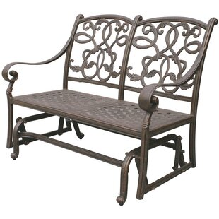 Windley Glider Bench With Cushion