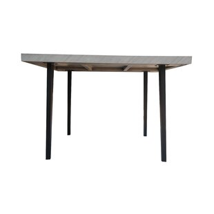 Fiskeville Acacia Square Dining Table by Union Rustic Herry Up