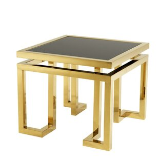 Best Price Palmer End Table by Eichholtz