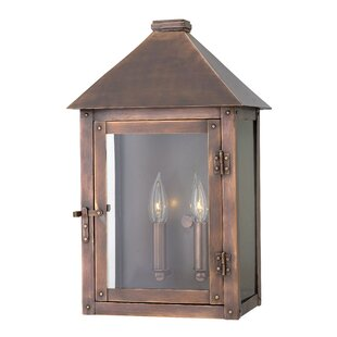 Thatcher 2-Light Outdoor Sconce