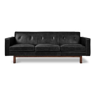 Gus* Modern Embassy Leather Sofa