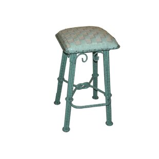 Mueller Iron 30 Bar Stool August Grove