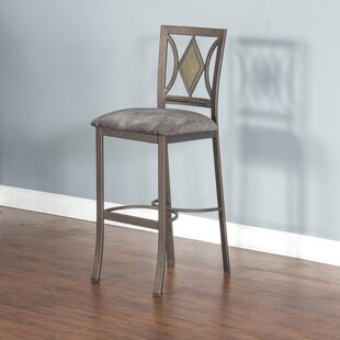 Comparison Abbottstown 30 Bar Stool by Fleur De Lis Living Reviews (2019) & Buyer's Guide