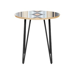 Humphery End Table by Bungalow Rose