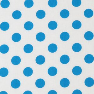 Polka Dots  Play Yard Sheet