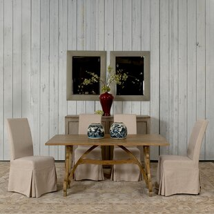 Sarreid Ltd Calambac Solid Wood Dining Ta..