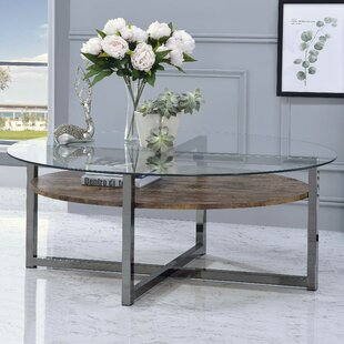 Melora Coffee Table by Lat..