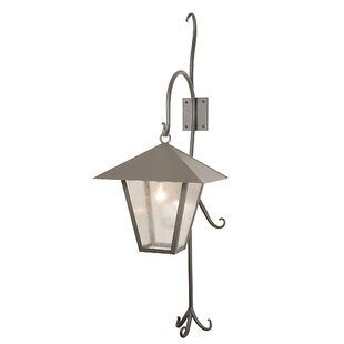 Big Save 1-Light Outdoor Wall Lantern By Meyda Tiffany
