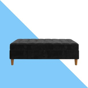 Bozeman Tufted Storage Ottoman by Hashtag Home