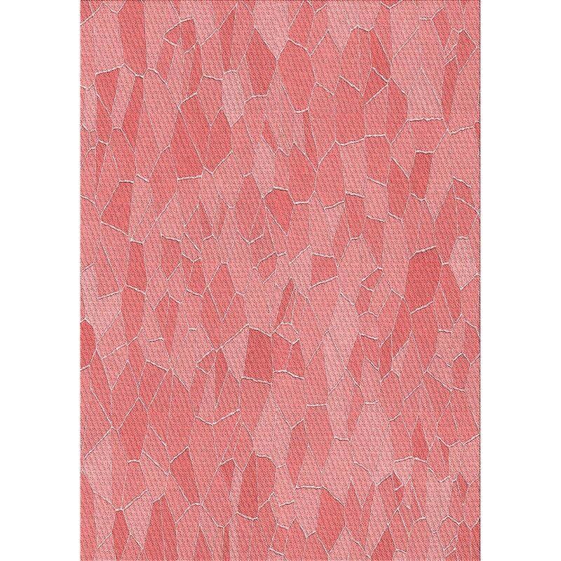 East Urban Home Rilla Abstract Wool Red Area Rug Wayfair