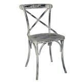 Pilton Iron Dining Chair by Gracie Oaks