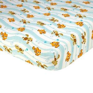 Nemo Fitted Crib Sheet