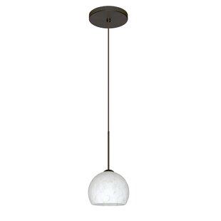 Besa Lighting Palla 1-Light Cone Pendant