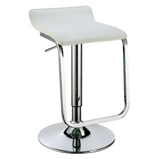 Tabit Adjustable Height Swivel Bar Stool ..