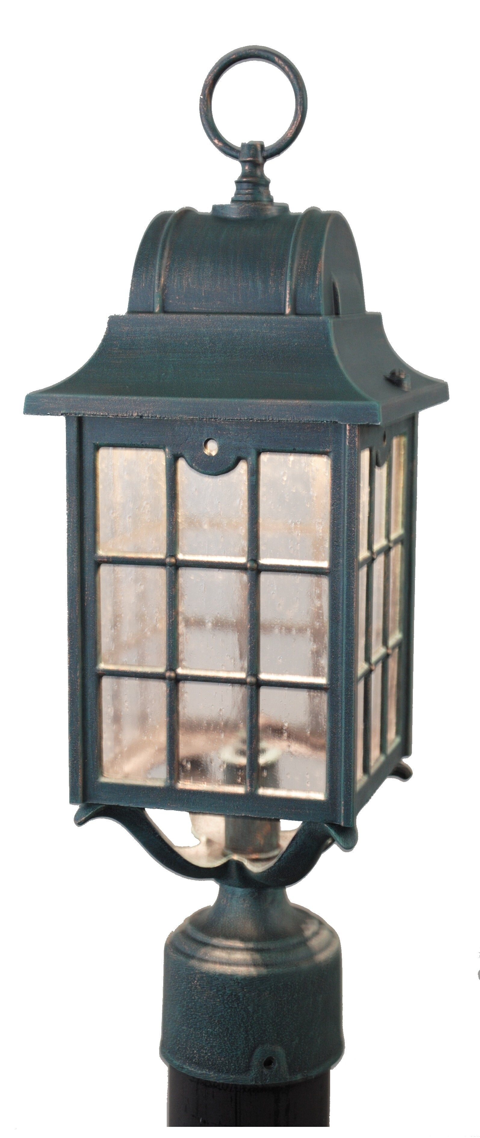 Charlton Home Flannigan 1 Light Lantern Head Wayfair