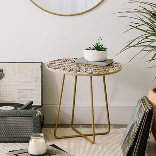 Caroline Okun Sikasso End Table