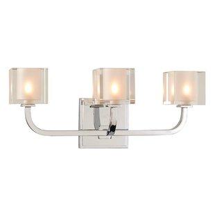 Kalco Arcata 3-Light LED Vanity Light