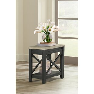 Troutman End Table by Winston Porter