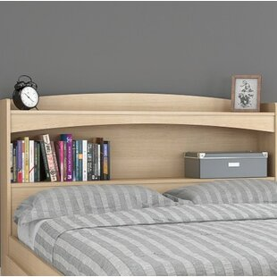 Brook Hollow Full Bookcase Headboard