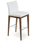 Aria Wood Counter Stool by sohoConcept