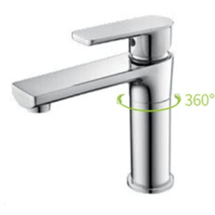 Top Reviews Basin Single Hole Bathroom Faucet By InFurniture