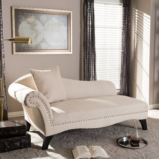 Willa Arlo Interiors Rusnak Chaise Lounge