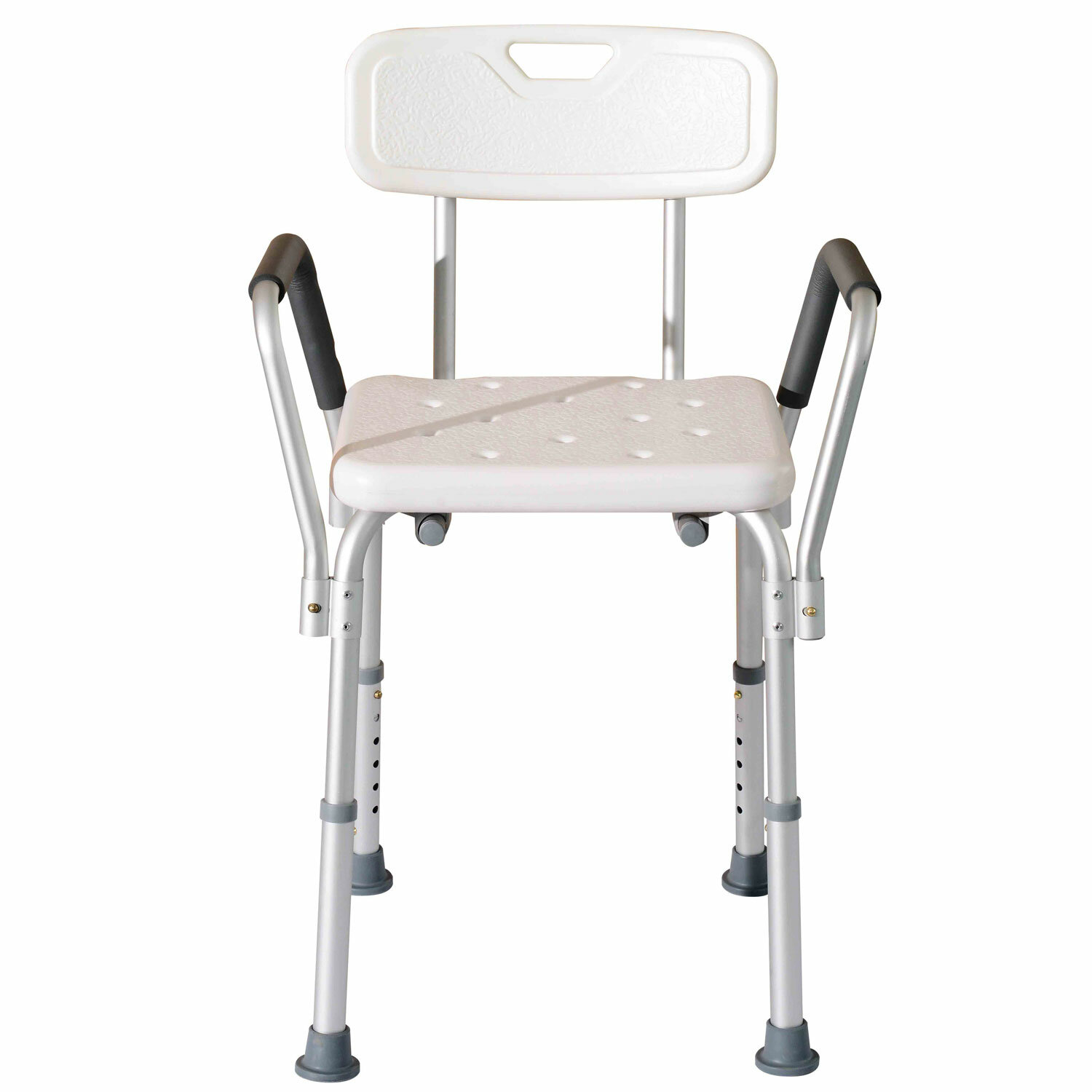 HomCom Adjustable Medical Shower Seat & Reviews | Wayfair