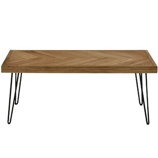 Gianluca Coffee Table By Union Rustic