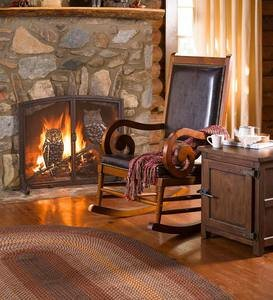 Plow & Hearth Cambridge Rocking Chair