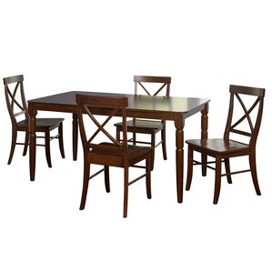Brookwood 5 Piece Dining Set by Beachc..