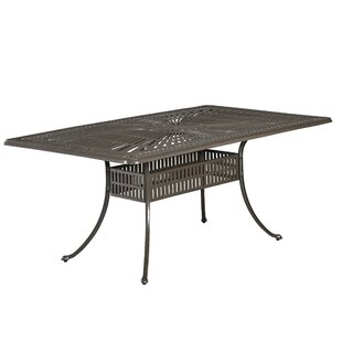 Frontenac Metal Dining Table by Astoria G..
