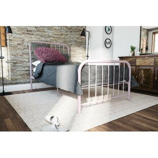 Bellamy Metal Platform Bed by Novogratz