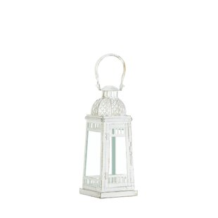 Bungalow Rose Inspiration Iron Lantern
