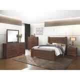 Masuda Queen Platform 5 Piece Dresser Set by Loon Peak®