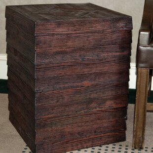 Plank End Table by Hickory Manor House