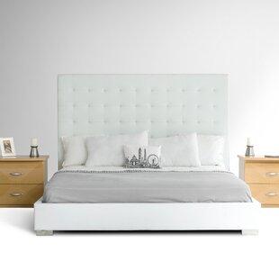 Febus Upholstered Platform Bed by Orren Ellis New