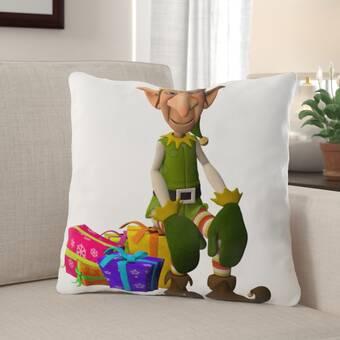 Wrought Studio Lanham Boss Throw Pillow Wayfair Ca